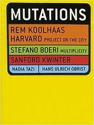 Book's Cover ofMutations (en anglais)