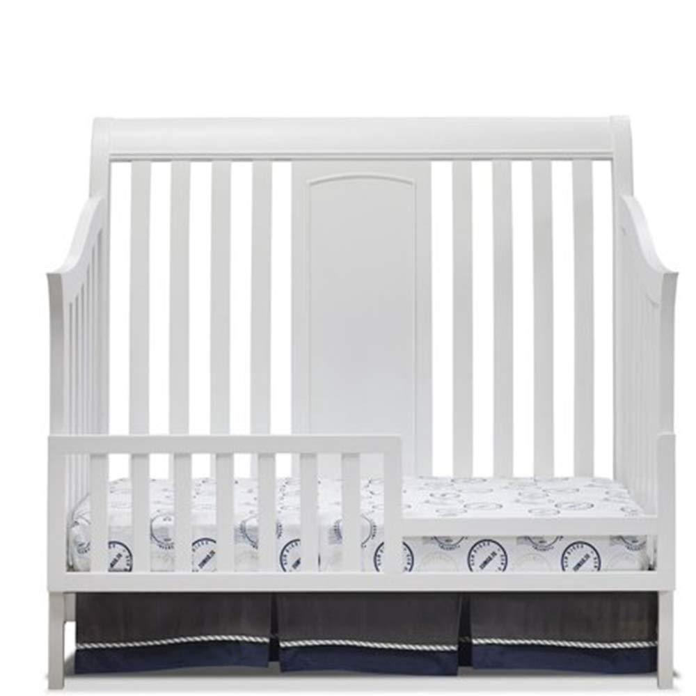 Sorelle Montgomery Toddler Rail in White