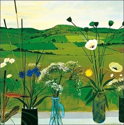 Woodmansterne Fine Art Blank//Birthday Card View West