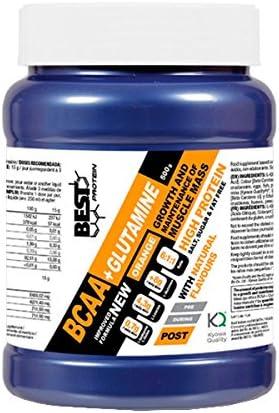 Best protein BCAA + Glutamina 6:1:1 - 500 gr Sandía