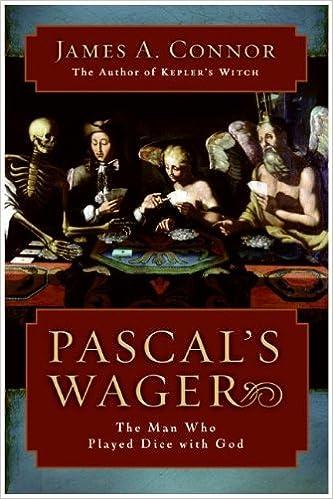 ผลการค้นหารูปภาพสำหรับ Pascal's Wager, James Conner