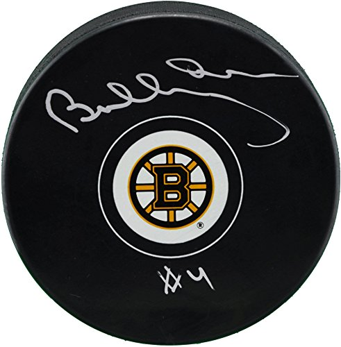 - Bobby Orr Boston Bruins Autographed Hockey Puck - Fanatics Authentic Certified - Autographed NHL Pucks