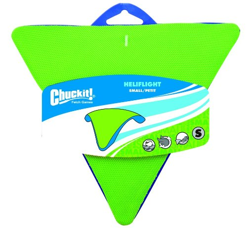 Chuckit! Small Heliflight Dog Toy, My Pet Supplies