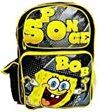 Sponge Bob Large Backpack, Outdoor Stuffs