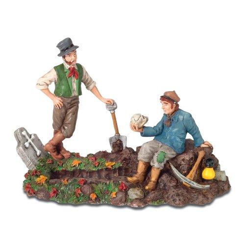 Department 56 Village Halloween Graveyard Shift Accessory Figurine -