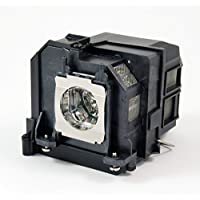 Epson - ELPLP71 Replacement Projector Lamp for 470/475W/475Wi/480/480i/485W/485Wi V13H010L71 (DMi EA