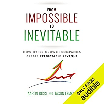 Amazon.com: From Impossible to Inevitable: How Hyper-Growth ...