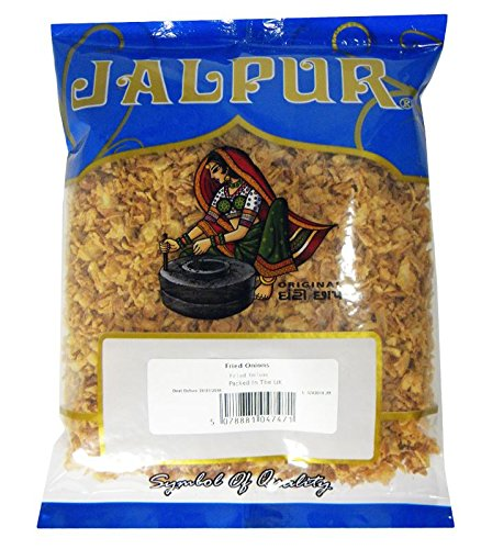 Fried Onions (crispy fried onions) - 1kg by Jalpur (Image #1)