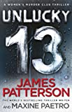 The Thirteen by James Patterson front cover