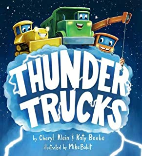 Book Cover: Thunder Trucks