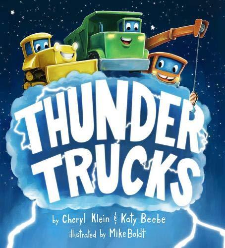 Book Cover: Thunder Trucks