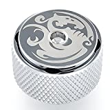 Bits Power G1/4 inch Thread air Exhaust Fitting Shining Silver (BP-ETAIR)