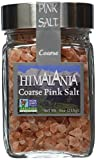 Himalania Pink Salt, Gls Jar, Coarse, 9-Ounce