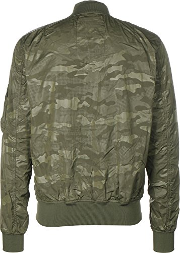 1 Bomber Alpha Industries Ma Camo Hidden qUYtZwT