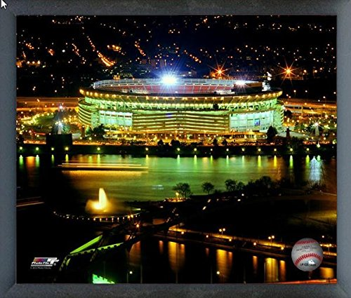 Pittsburgh Pirates Three Rivers Stadium (Three Rivers Stadium Pittsburgh Pirates MLB Photo (Size: 17