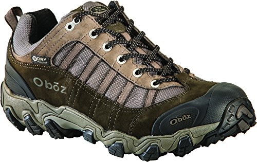 Pictures of Oboz Men's Tamarack BDry Hiking Shoe Bungee 8 W US 9