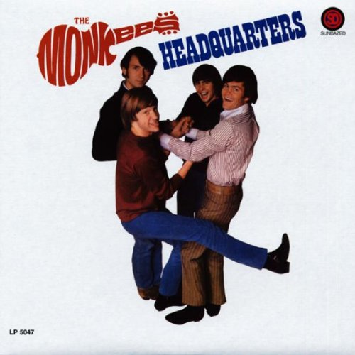Headquarters [Vinyl] by Monkees, The