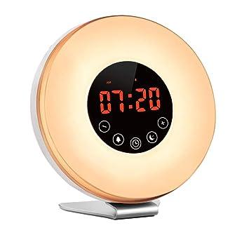 Amazon.com: TXOTO Wake-up Light, Sunrise Simulator ...