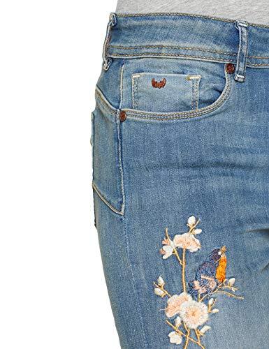 Vaqueros Slim Mujer Para workej Kaporal Loizo Azul Workej TUnqxw57