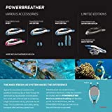 POWERBREATHER Adventurer Fresh Air Snorkel