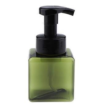 f6af4afb6f41 Amazon.com : B Blesiya 8oz Plastic Foam Dispenser Empty Shampoo ...