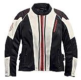 Harley-Davidson Women's Prairie Mesh Riding Jacket w/Coolcore 97117-18VW (2XL) Black