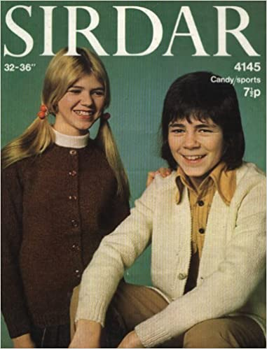 Sirdar Knitting Pattern 4145 : Boy/Girl's Classic Cardigans (32-36in)