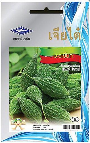 the-best-seller-10-seeds-vegetable-seeds-momordica-charantia-bitter-gourd-balsam-apple-cucumber-herb