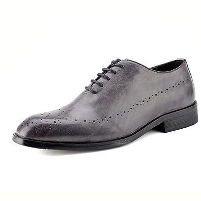 Leder Herren Business Oxford Lässige Mode Britischen Stil