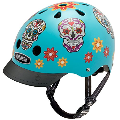 UPC 817852013665, Nutcase - Street Bike Helmet, Fits Your Head, Suits Your Soul - Spirits In the Sky, Medium
