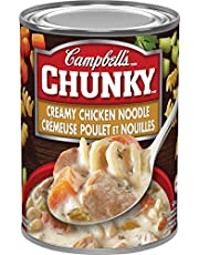 Campbell's Chunky Creamy Chicken Noodle Soup, 540 mL