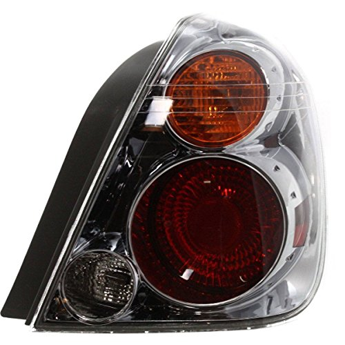 Elite7 Tail Light Tail Lamp Rear Brake Light For Nissan Altima 2002-2004 Passengers RH Side 2002-2004 NI2801154 ()