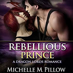 Rebellious Prince Audiobook
