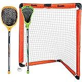 Franklin Sports Youth Lacrosse Goal & Stick Set