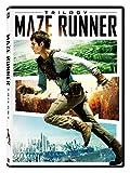 DVD : Maze Runner Trilogy (DVD)