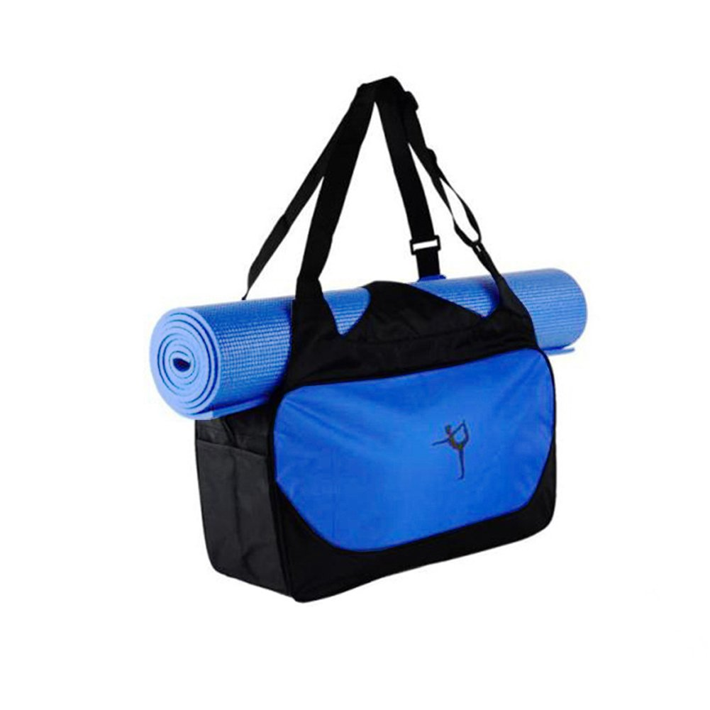 6 Bolsa de Deporte para el Hombro Esterilla de Yoga Funda para Mochila Bolsa Unisex para Esterilla de Yoga Impermeable para Pilates