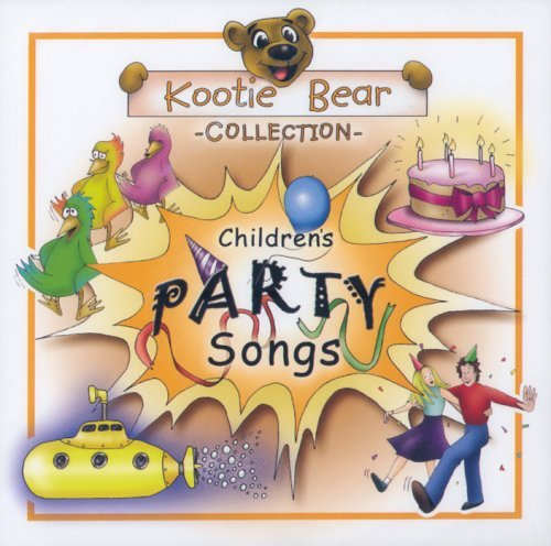 Children's Party Songs by Kootie Bear Collection