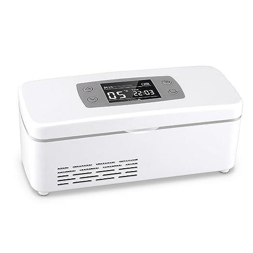 DWUN [A12 Refrigeradores pequeños de insulina, refrigerador de ...