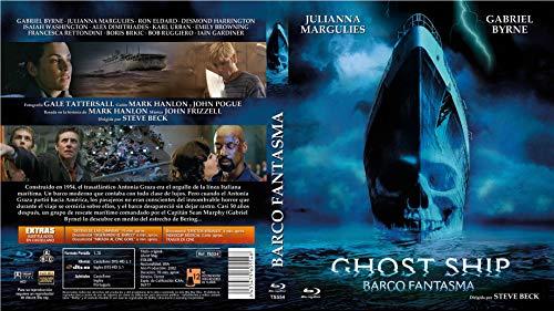 Barco Fantasma BD 2002 Ghost Ship [Blu-ray]: Amazon.es ...