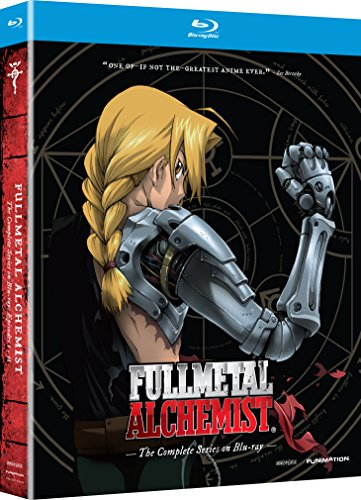 Fullmetal Alchemist: The Complete Series [Blu-ray] by Funimation