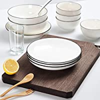 zhuohua Home Adult Dining Dishes Plates Tableware Simple