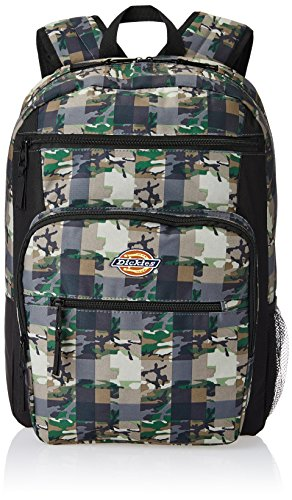 Dickies Double Deluxe 24 ltrs Camo Casual Backpack (I-27094-BKP008320001)