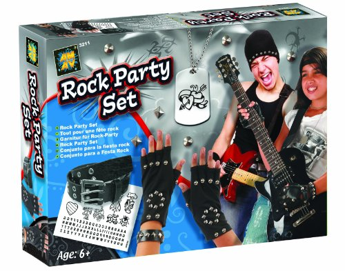 Rock Star Costumes For Dogs (AMAV Rock Party Costume)