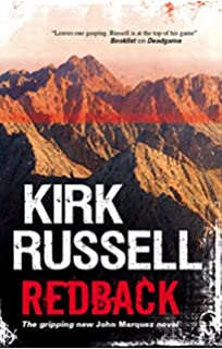 Russell, Kirk, Die-Off (A John Marquez Mystery), Excellent Book