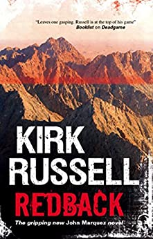 Redback (A John Marquez Mystery) by [Russell, Kirk]