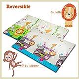 UANLAUO Baby Play mat, playmat,Baby mat Folding