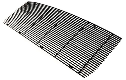 IPCW CWBG-14SIED Sierra Billet Grille (Replacement Black Powder Coated Aluminum. Cutting is -