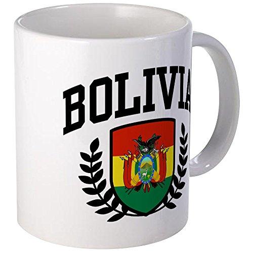 CafePress Bolivia Mug Unique Coffee Mug, Coffee Cup
