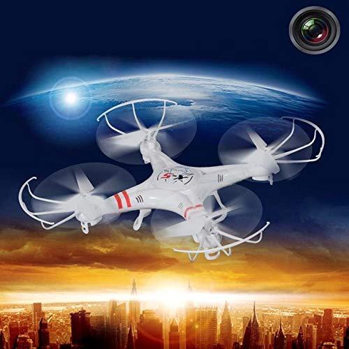 BeesClover Pi\u00f9 Nuovo Original X X5 5 Drone Quadcopter con videocamera HD 2.4G 6-Axis One Key Auto Ritorno RC Helicopter RC Toy VS CX30 X5c No Camera