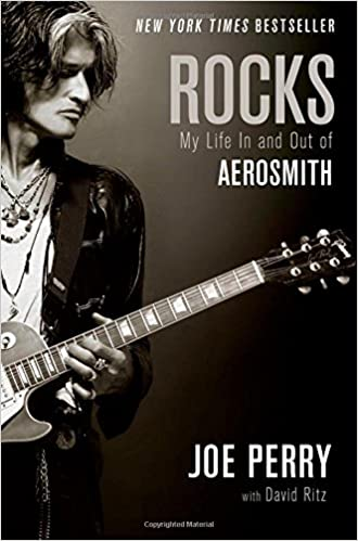 Rocks: My Life in and out of Aerosmith, Perry, Joe